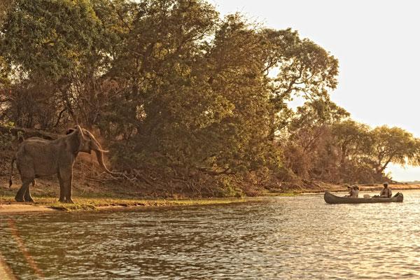Zambezi Lifestyles, Mana Pools, Zimbabwe