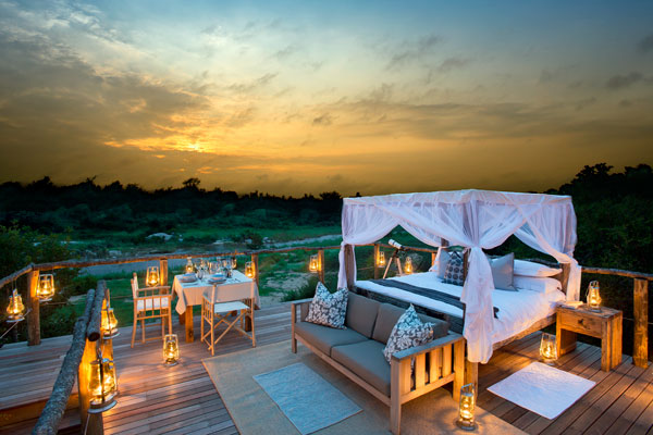 Tinyleti Treehouse, Kruger, South Africa, Lion Sands