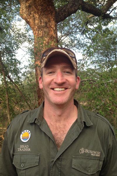 Ben Coley Head Trainer Bushwise