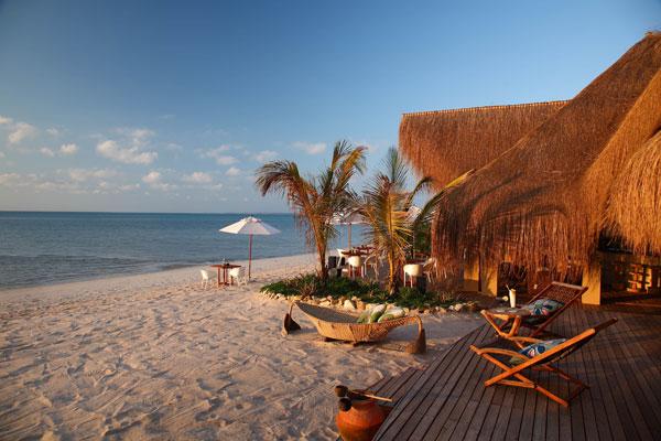 Azura Benguerra, Benguerra Archipelago, southern Mozambique