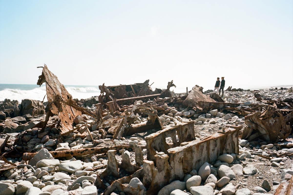 Shipwreck Lodge shipwrecks