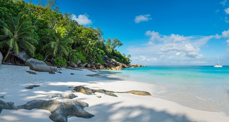 best time for a safari and beach holiday Seychelles