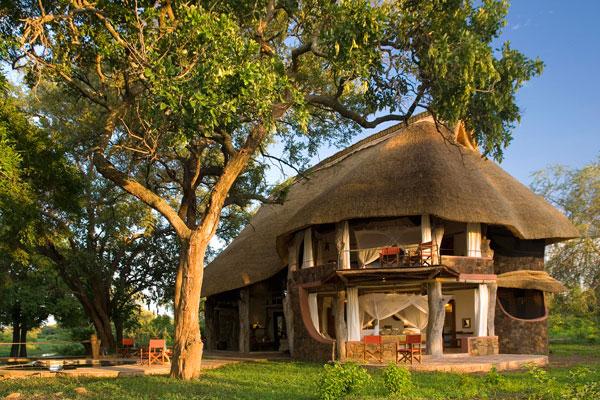 Luangwa Safari House, South Luangwa Valley, Zambia
