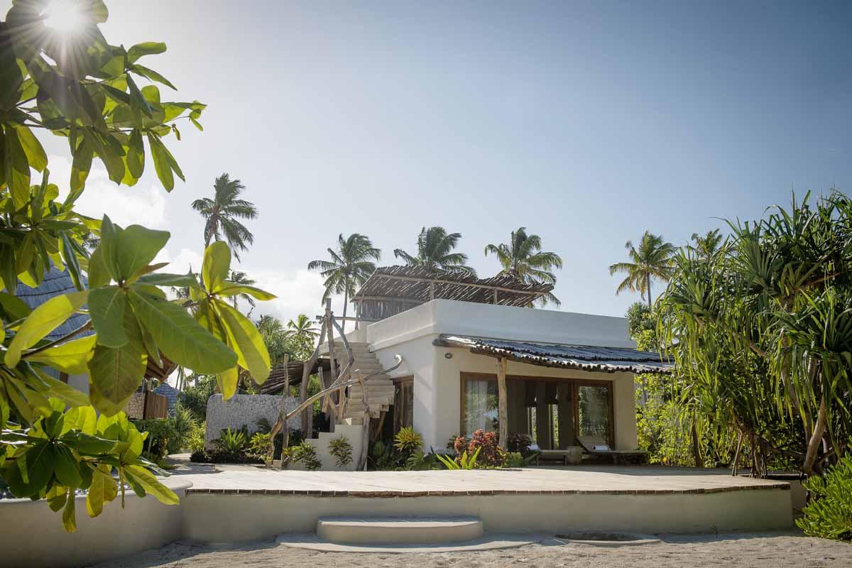 Zanzibar White Sands Villas and Spa, accommodation