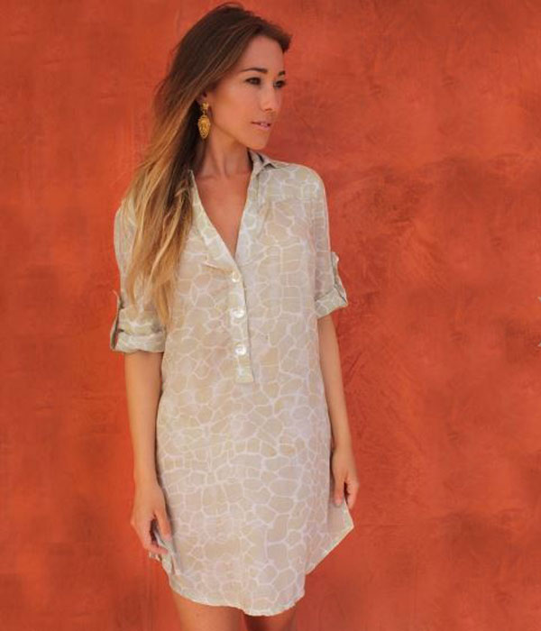 Aspiga shirt dress