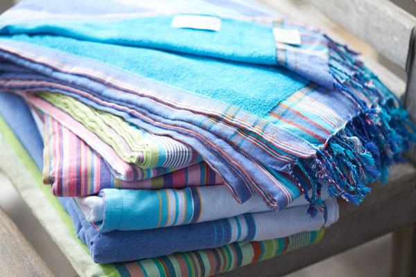 Aspiga kikoy towel