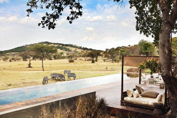 Singita Serengeti House, Grumeti - an exclusive use retreat
