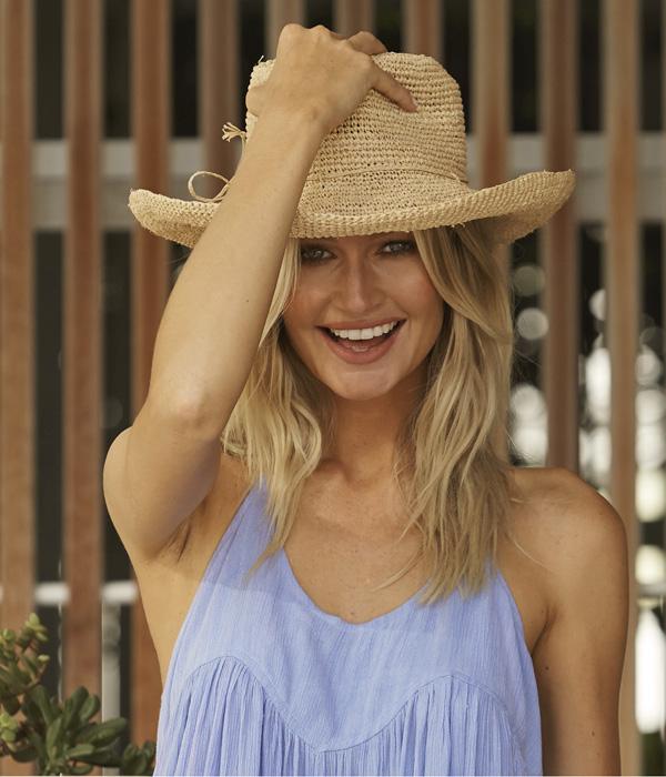 Raffia Hat Aspiga