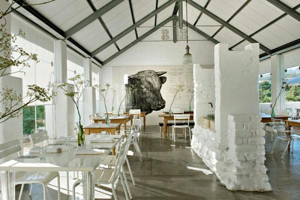 safari experts on Cape Town restaurants Babylonstoren, Franschhoek, Winelands, Cape Town