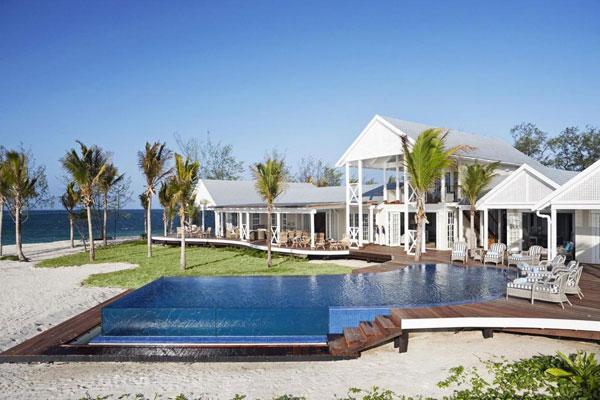 Private island, Thanda