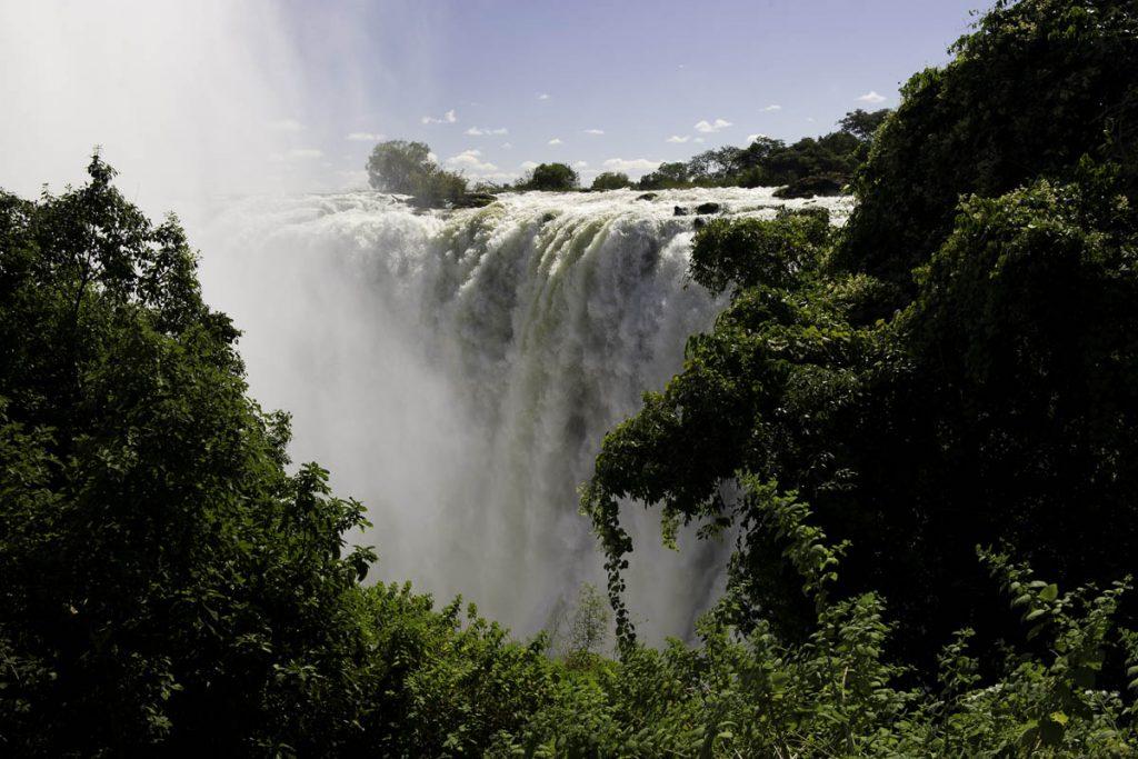 telegraph travel awards - win a safari to vic falls