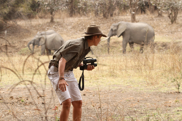 Deb Tittle walking safaris
