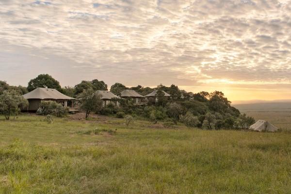Angama Mara, Masai Mara, Kenya, Kenya and Zanzibar