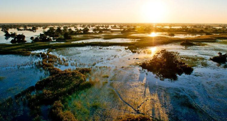 Botswana and Victoria Falls