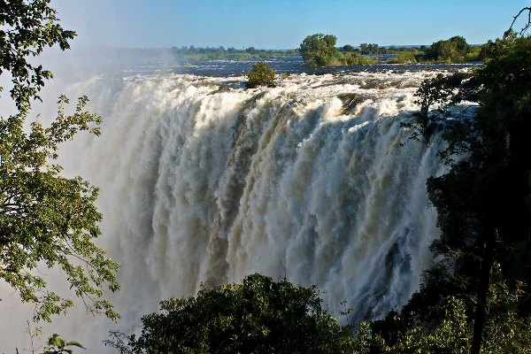 Victoria Falls, Livingstone, Zambia - Royal Livingstone Hotel Botswana and Victoria Falls