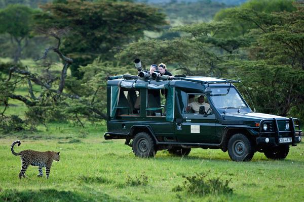 Photographic safaris, Kicheche Mara, Mara Conservancies
