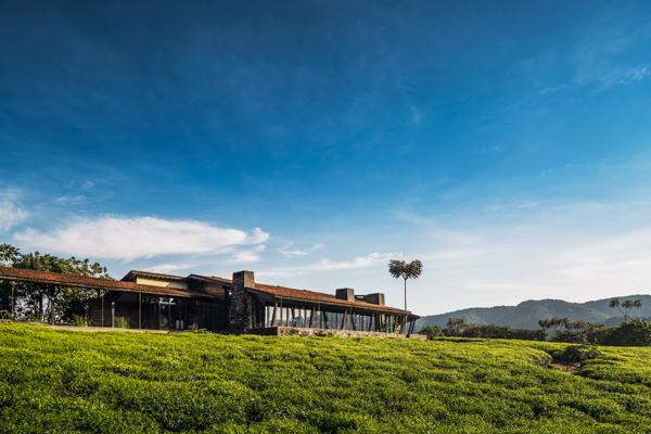 Nyungwe Lodge, Uganda