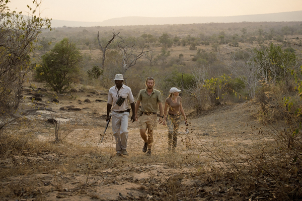 Walking safaris in the Selous, Sand Rivers Selous, Tanzania