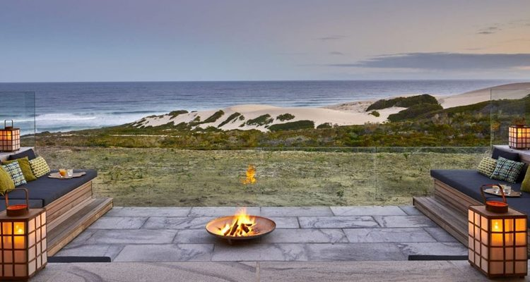 Morukuru Beach Lodge with Indian Ocean views South Africa's new luxury lodges and south african safaris