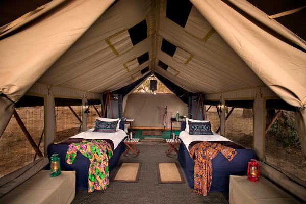 Twin Tent Zambezi Expeditions, Mana Pools National Park, Zimbabwe