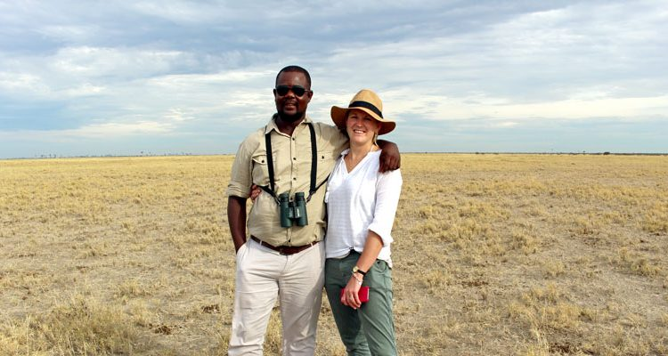 Chabba - safari guide Q&A with Rosanna