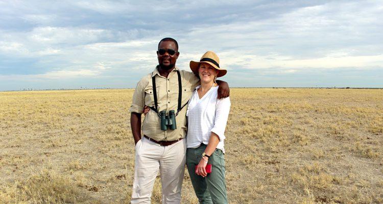 Chabba - safari guide Q&A with Rosanna