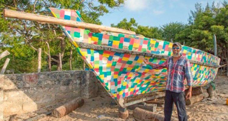 plastic bags to Kenya