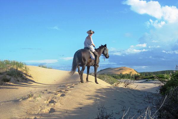 Benguerra Island Ride, Mozambique Horse Safaris