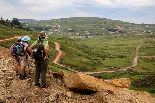 Abbot Pfanner Trappist Trail, KwaZulu Natal