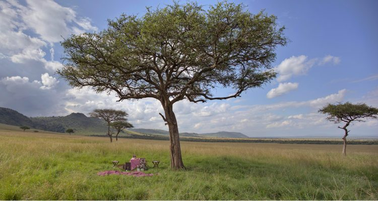 African films and their filming locations - Angama Mara, Masai Mara, Kenya the location for Out of Africa