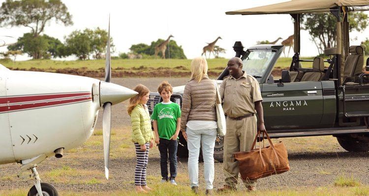luggage for safari