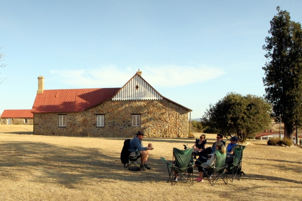 Exploring Africa's rich history on safari at Rorke's Drift