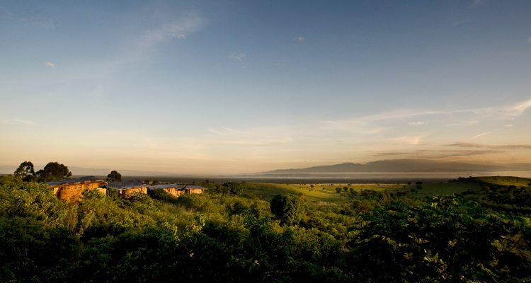 Kyambura Gorge Lodge - And Beyond the gorillas Uganda
