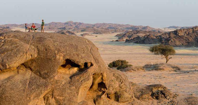 Beyond the Sossusvlei Dunes... Hoanib Skeleton Camp