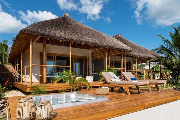 Luxurious villas at Zuri Zanzibar