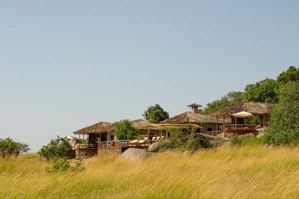 Mkombe's House - A gorgeous private safari house in the wildlife rich Serengeti National Park