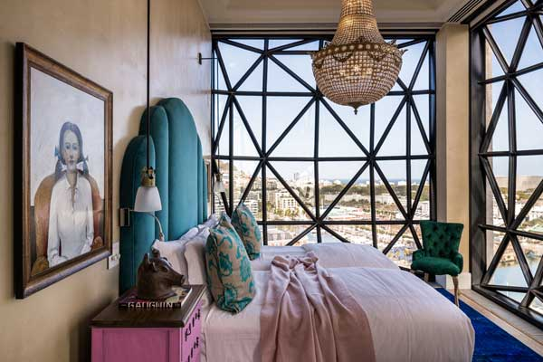 The Silo, one of Cape Town's most contemporary hotel options