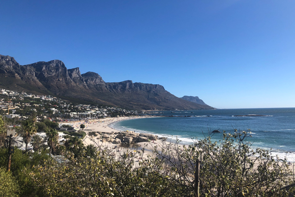Stunning Camps Bay, Cape Town, South Africa Rosanna Pile