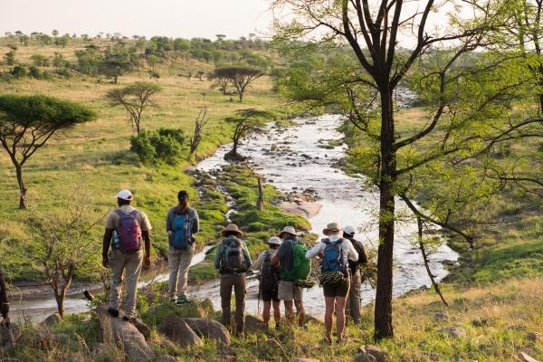 Walking safari in northern Tanzania, Wayo Africa