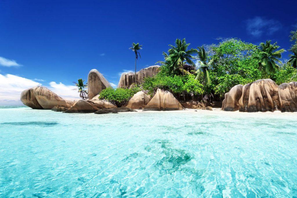 Anse Source D'Argent beach image credit Masons Travel