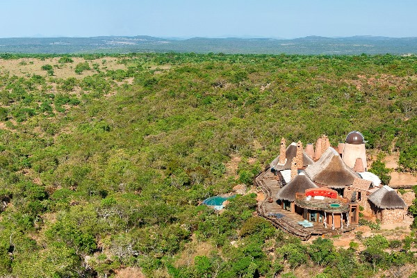 Safari house chic with all the toys at Leobo Observatory in South Africa's Waterberg region.
