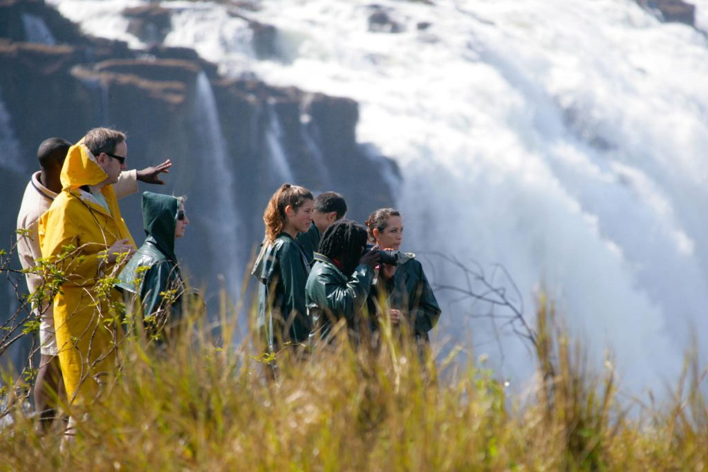 Exploring the Victoria Falls, Tangala House, Livingstone, Zambia