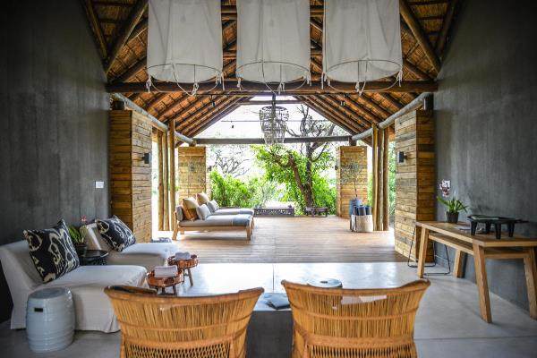 Spa at Lion Sands Ivory Lodge