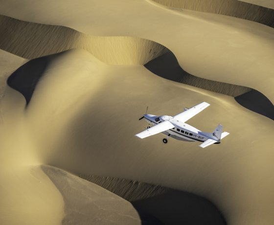 Private Flying Safaris