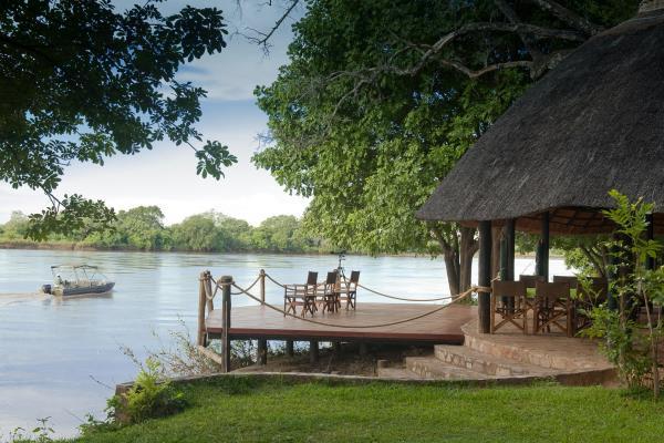Robin Pope Safaris Nkwali Camp
