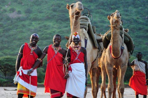 Karisia walking safaris