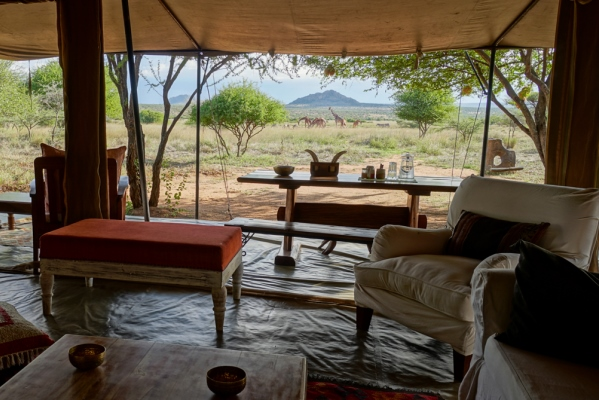 Tumaren Karisia Walking Safari Kenya