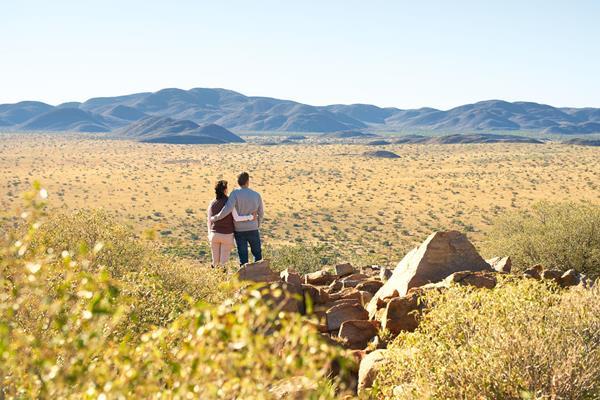 Tswalu walking safari