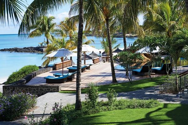 Soak up the sun in Mauritius