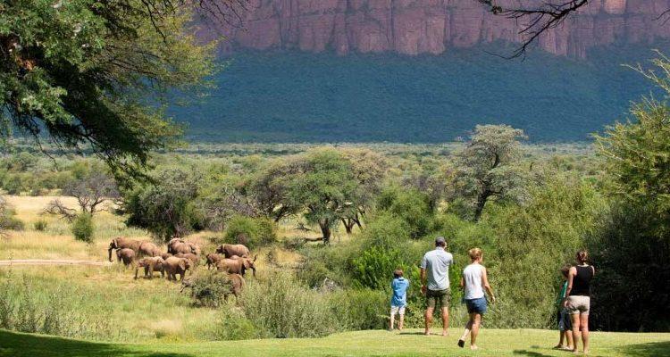 Africa's Wild Horizons – Aardvark Safaris' destinations feature in Sky TV series